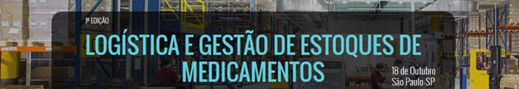 Evento logística farmacêutica em São Paulo