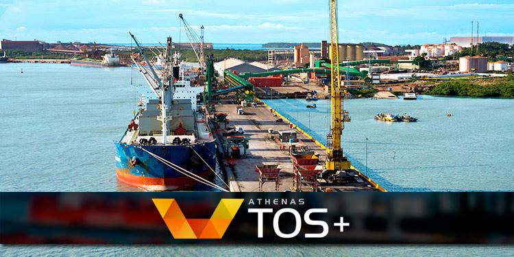 EMAP vai implementar plataforma TOS+ no Porto de Itaqui