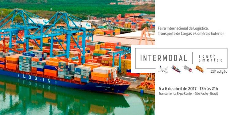 Log-In Logística Intermodal apresenta outros benefícios do modal durante a 23ª Intermodal South America