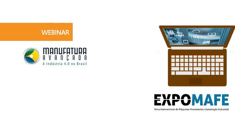 Inscreva-se no webinar sobre indústria 4.0 promovido pela EXPOMAF, em abril 2017