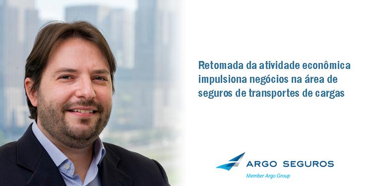 Transportes de cargas: Retomada da atividade econômica impulsiona negócios na área de seguros