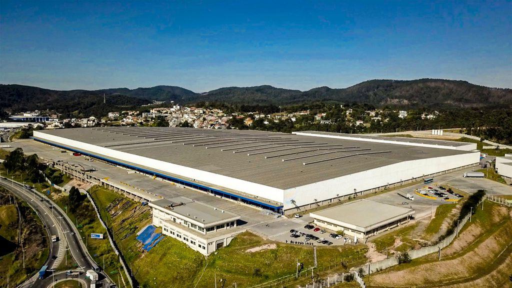 centro de distribuição da amazon brasil sp